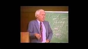 Jim Rohn Tells The Story of Job - YouTube