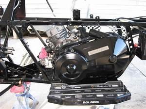 1997 Scrambler 400 Rebuild
