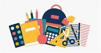 Supplies Clipart Supply Transparent Classroom Summerdale Clip