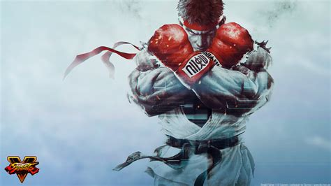 Street Fighter V Wallpaper By Demonvarela On Deviantart
