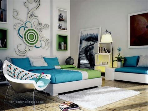 Bedroom Design Ideas In Blue by Blue Bedroom Decorating Ideas For