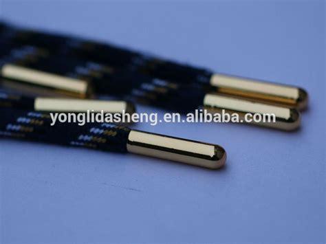 bureau dhl gold custom metal aglet drawstring cord end