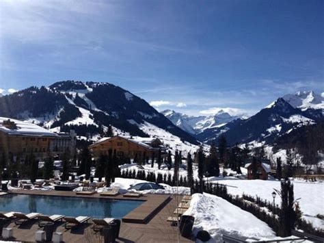 Picture Of The Alpina Gstaad, Gstaad