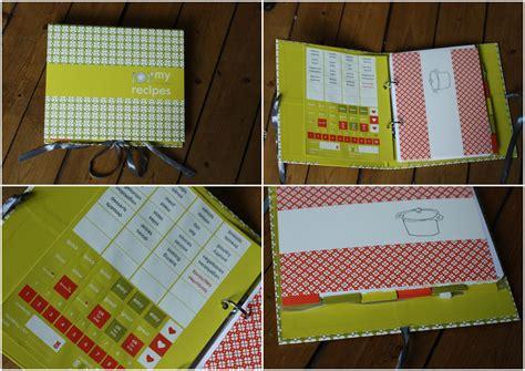 creer un cahier de recettes de cuisine mes cahiers de recette ou comment arrêter d 39 avoir des