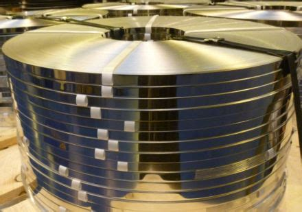 stainless steel banding bs stainless
