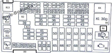 Bmw 135i Fuse Box Diagram by Bmw 135i Fuse Box Diagram Wiring Schematic Diagram