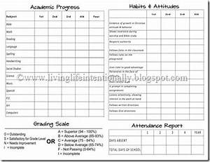 free printable report cards | Homeschooling | Pinterest ...