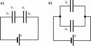 capacitors lekule blog With capacitors in series and series capacitor circuits