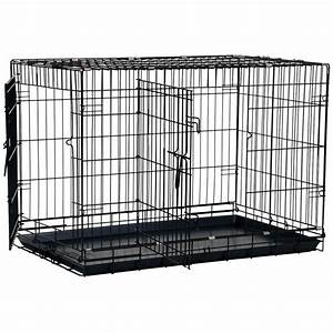precision petr black great cratetm 36x26x26quot 174218 With precision pet products dog crate