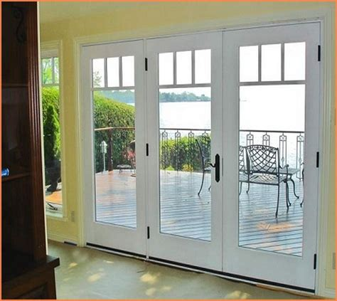 patio doors outswing home design ideas