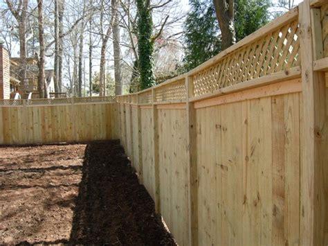 best privacy fence privacy fence atlanta fence