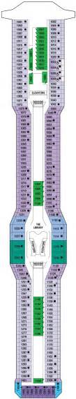 celebrity solstice deck plans cruisekings