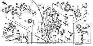 Honda Engines Gx620u1 Qxfa Engine  Jpn  Vin  Gcark