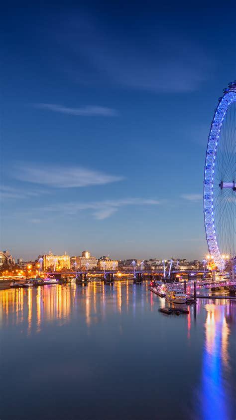 London Eye 4k Ultra Hd Wallpaper 4kwallpapernet