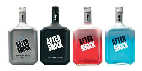AfterShock Flavours 30% ABV