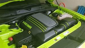 Dodge Challenger Hemi Engine Dress Up