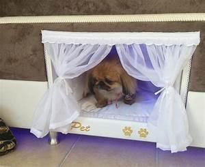 thats pet love a pooch pod inside your mattress With dog bed inside mattress