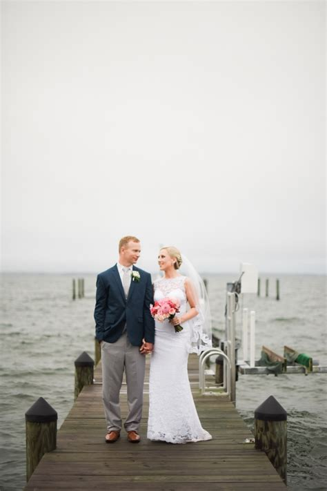 erica justin eastern shore wedding marias love