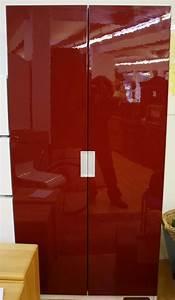 Ikea Schrank Rot : ikea schrank kleiderschrank rot hochglanz in leonberg ikea m bel kaufen und verkaufen ber ~ Orissabook.com Haus und Dekorationen