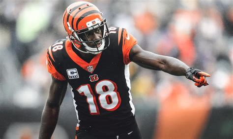 bengals  strongly  shopping aj green