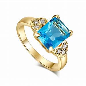 jrose jewelry wedding rings london blue topaz white cz With wedding rings london
