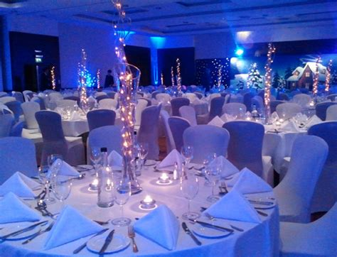 Winter Wonderland Theme Party In Milton Keynes