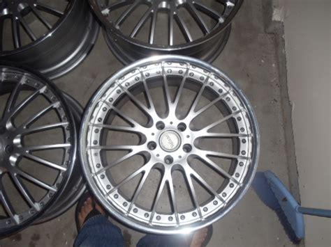 fs vellano vsm  piece wheels gdriver infiniti