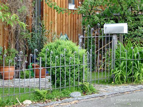 Gartenblog Geniessergarten Gartenzaun
