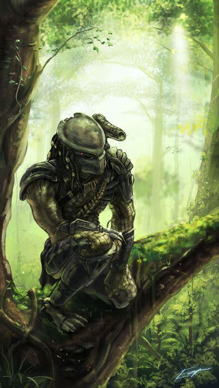 vicious gallery  predator artwork