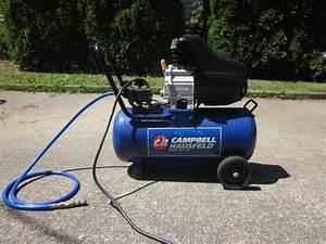 Campbell Hausfeld 8 Gallon Air Compressor Manual