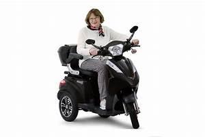 Elektro Trike Scooter : elektromobil seniorenmobil dreirad elektro roller ~ Jslefanu.com Haus und Dekorationen