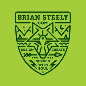 steely badge