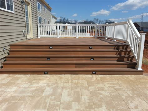 Deck Mt Airy Closing by Deck Builders Mt Airy Frederick Carroll County Maryland