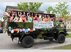 Studenterkørsel Justitsminister truer veteranlastbilers