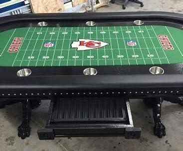 images  sports themed poker tables