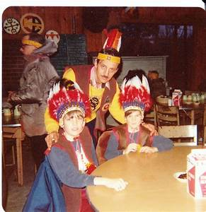 Nostalgic Rambler  Ymca Indian Guides  Lightning Bolt