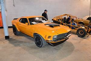 A 1970 Ford Mustang Boss 429 Found in a Junkyard!