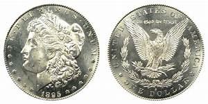 Morgan Dollar Coin Value Chart 1895 S Morgan Silver Dollar Coin Value Prices Photos Info