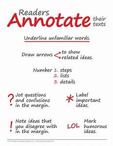 Marks, Codes, & Abbreviations Annotation Made Simple
