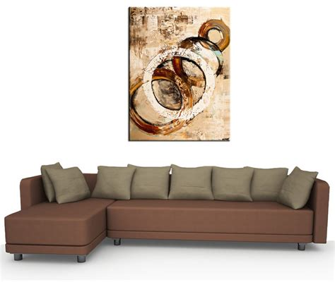 modern abstract paintings modern living room
