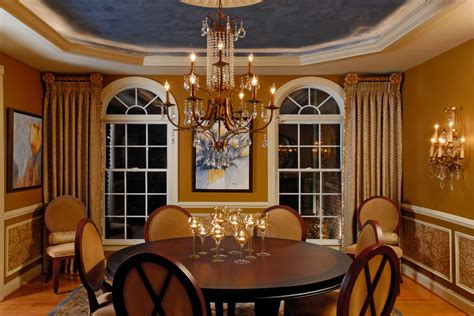 Curtain Ideas For Dining Room by Stupendous Swing Arm Curtain Rod Decorating Ideas