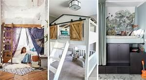 Deco Pour Chambre Ado : inspiration 20 chambres qui vont faire craquer vos ados ~ Teatrodelosmanantiales.com Idées de Décoration