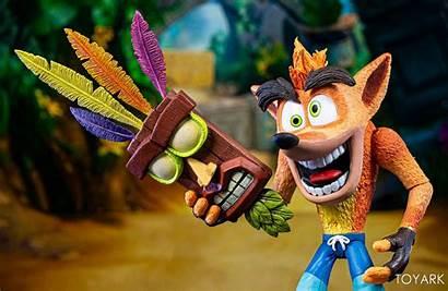 Aku Mask Crash Bandicoot Neca Figure Toyark