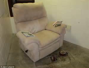 Inmate Restraint Chair