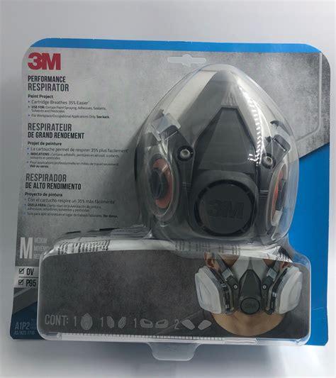 3M PERFORMANCE RESPIRATOR 6211p1