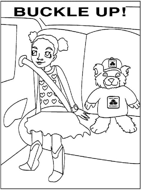 safety coloring pages health and safety coloring pages free printable health