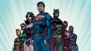 Justice League Wallpaper New 52 - WallpaperSafari