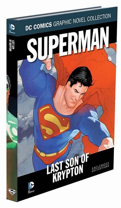 Eaglemoss Dc Graphic Comics Superman Novel Comic