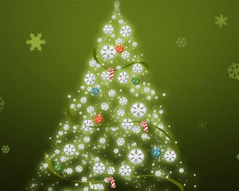 arbol de navidad  fondo verde  fondo de
