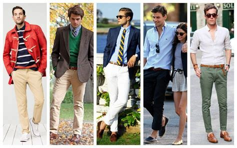 How to Dress Men?s Preppy Style   TheTrendSpotter